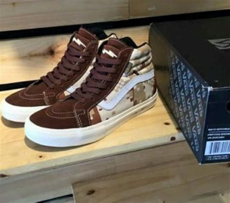 Vans Sk8hi Defcon Icc Bnib for a production home