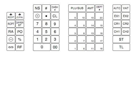 register keyboard template pretty register keyboard template ideas exle