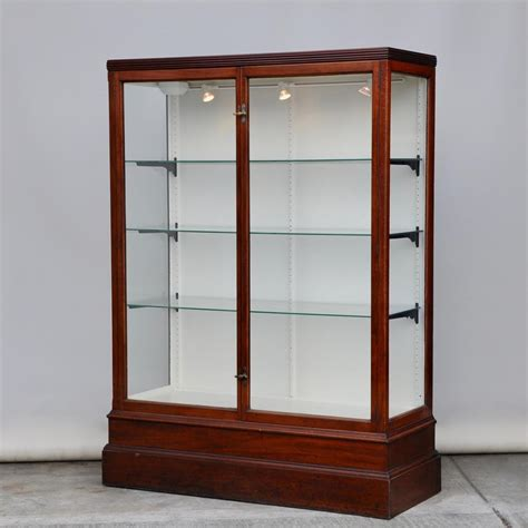 showroom cabinets for sale antique mahogany shop display cabinet for sale at pamono