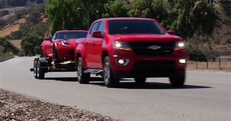 colorado diesel towing towing review of the 2016 chevy colorado diesel