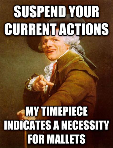 Rap Memes - hammertime joseph ducreux archaic rap know your meme