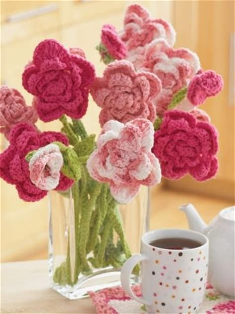 knitted flower bouquet 17 best images about amigurumi crochet on