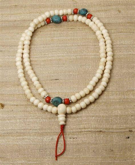 bead by bead rosary meditations bone meditation japa mala 108 buddhist rosary