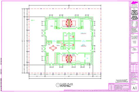 structural house plans free sle house plan by precision structural engineering