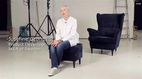 Armchair Ikea Ikea The Story Of Strandmon Youtube