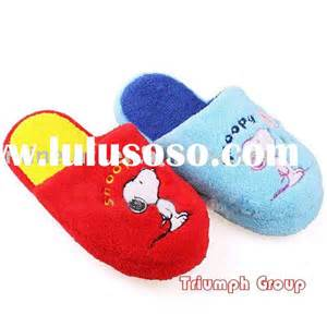 snoopy slippers for adults embroidery slippers