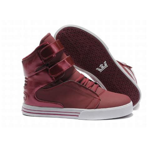 red white supra tk society shoes womenssupra lowsupra websitebestloved p supra tk society high tops red white women s 73557