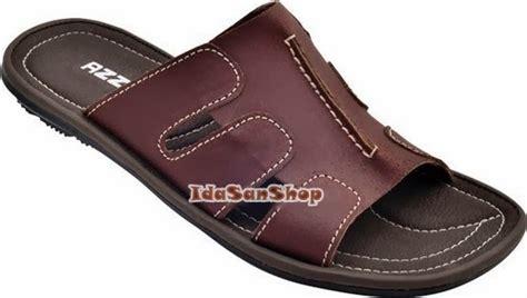 Sendal T Coklat sendal selop pria produk fashion trendy
