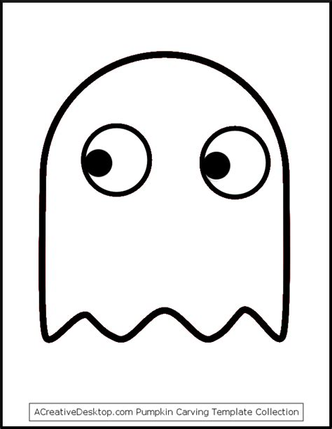 ghost templates destiny ghost outline coloring pages