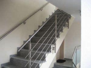 treppengeländer treppenhaus treppengel 228 nder baus 228 tze aus edelstahl