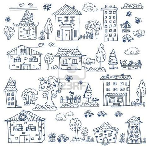 how to draw doodle sketch 17 best ideas about house doodle on house