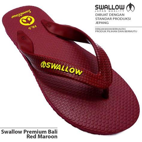 Sandal Jelly Miniso sandal jepit premium bali maroon shopee