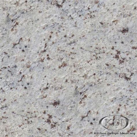 Backsplash For A White Kitchen by Bianco Romano Granite Riverwashed Kitchen Countertop Ideas