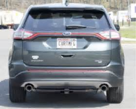 trailer hitch recommendation for a 2015 ford edge sport