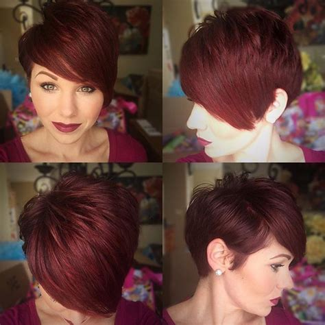 hair color 201 201 best short hair images on pinterest