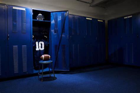 gf locker room athletes as likely to abuse a study ny daily news