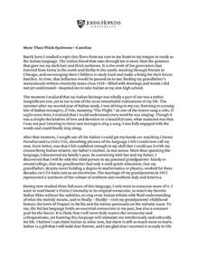 College Essay Exles Personal Statement by Infographic What Makes A Strong College Essay Best Colleges Us News
