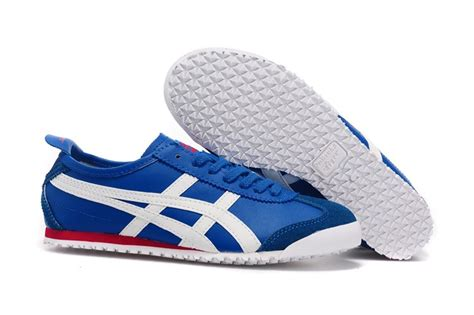 Onitsuka Tiger Mexico 66 Black List Blue Asics Onitsuka Tiger Mexico 66 Shoes Onsale For