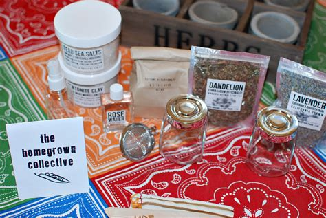 Detox Box Project by Detox Box The Homegrown Collective Nature