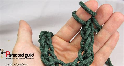 how to finger knit how to finger knit paracord guild