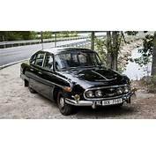 Soviet Bloc Cars Were Weird Tatra 603