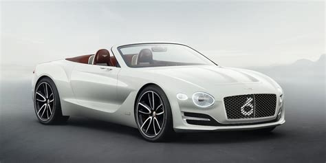 bentley concept car bentley unveils electric concept car photos