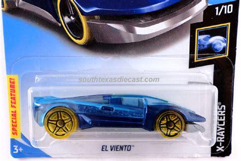 Wheels El Viento Diecast wheels guide el viento