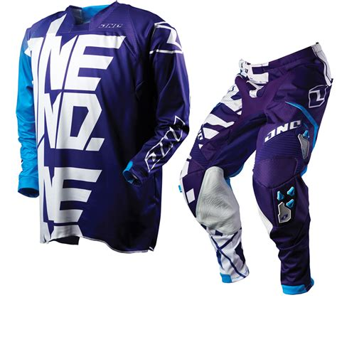 motocross jersey and combo one industries 2012 defcon ripper purple mx motocross