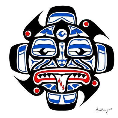 blackfoot indian tattoo designs tattoos on tribal moon moon tattoos