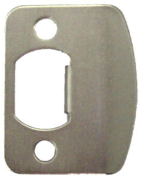 Interior Door Strike Plate Kinro Brushed Nickel Exterior Interior Door Strike Plate Mobile Home Parts Store 610511