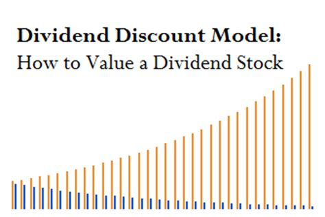 dividend discount model excel template images templates