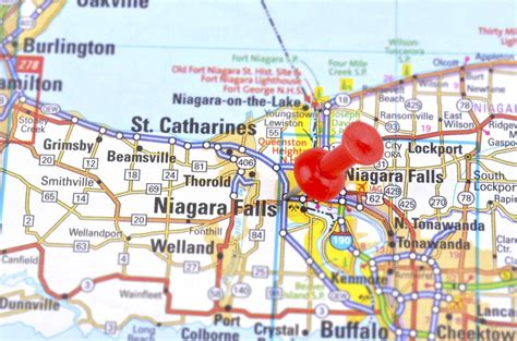 map usa niagara falls facts about niagara falls that ll leave you mesmerized