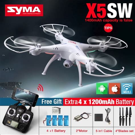 Drone Syme X5sw Fpv Hd Wifi Android Ready aliexpress buy high quality syma x5sw x5sw 1 fpv rc