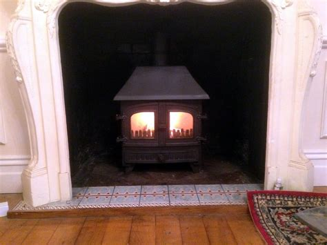 Refurbished Fireplaces by Project 2 Alterations And Installation To Large