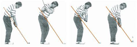 nick price golf swing shaft angle at impact