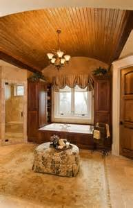log home master bath cabin fever in the big woods