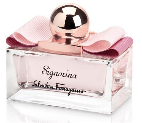 Parfum Signorina salvatore ferragamo signorina perfume makeup and talkingmakeup