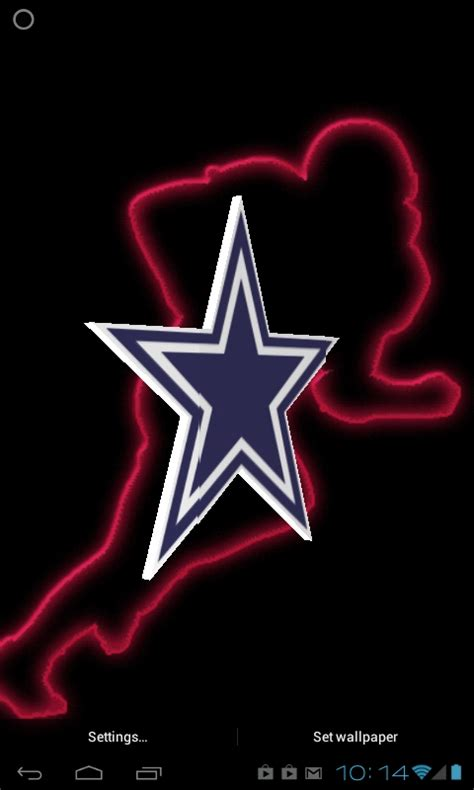 dallas cowboys live wallpaper apk gallery