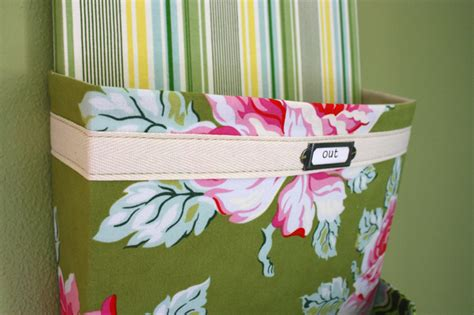 pattern for mail holder free tutorial mail organizer by anna