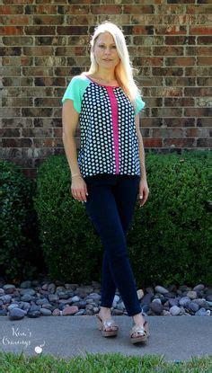 Misla Casual Tops also in my fix 19 cooper misla tie neck blouse