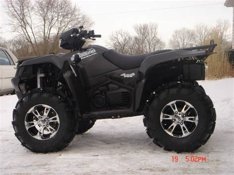 Suzuki King Tires New Quot Quot For Winter V Forum Harley Davidson Forums