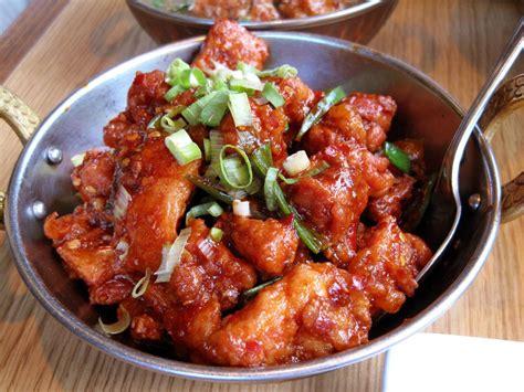 indo chinese szechuan chicken recipe