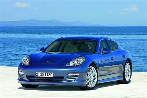 blue porsche panamera 5 reasons to buy porsche panamera