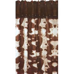 cowhide shower curtains myideasbedroom