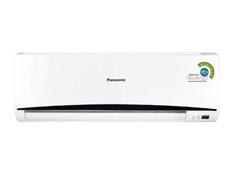 Ac Panasonic 1 2 Pk Cs Kn5rkj electronic city panasonic ac split 1 2 pk white cs
