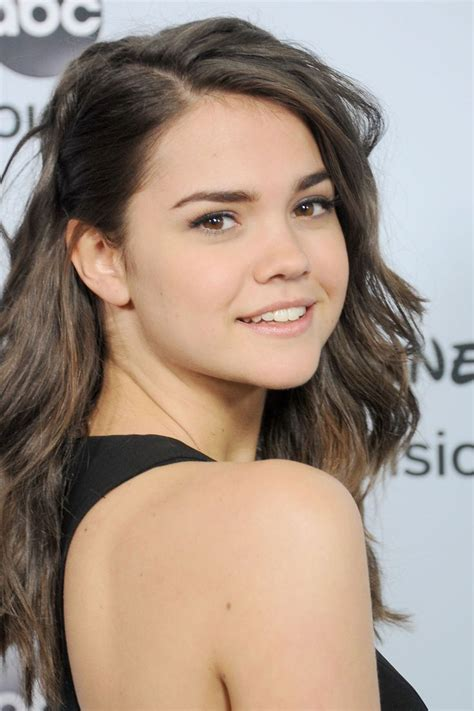 mia mitchell haircut the fosters star maia mitchell gives us all the details