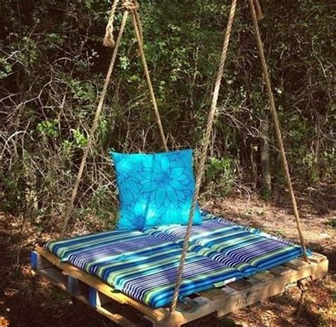 swing ideas simple and easy diy pallet swing idea tremendous for kids