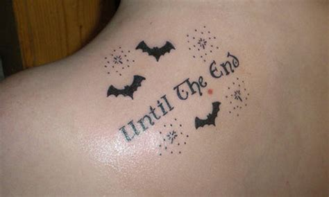 till the end tattoo 30 adorable small tattoos for creativefan