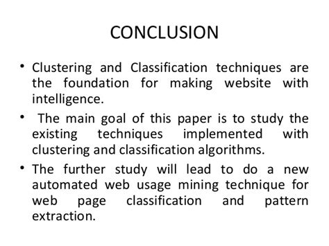 pattern classification techniques based on function approximation a survey on web usage mining techniques