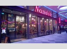 Wembley - Designer Outlet | Rate YOUR Nando's - The Nando ... Nando's Restaurant
